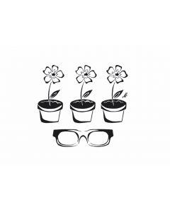 Pflanzen Piktogramm