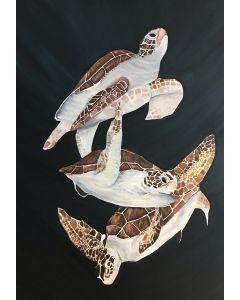 Turtles in the deep