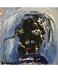 Abstraktes Gesicht 1