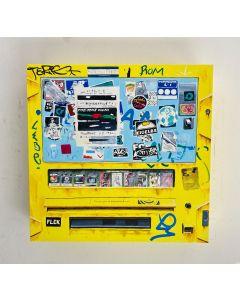 "Kondomautomat ""Lebe Rom"""