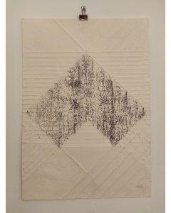 Papier bedruckt und Gepfalzt002